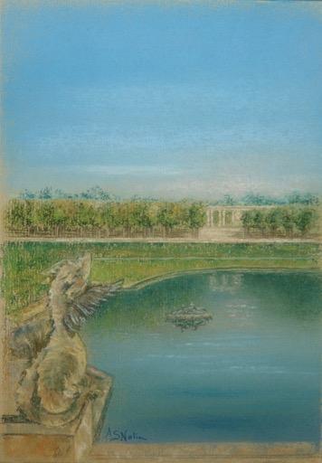 Été, Bassin des Dragons